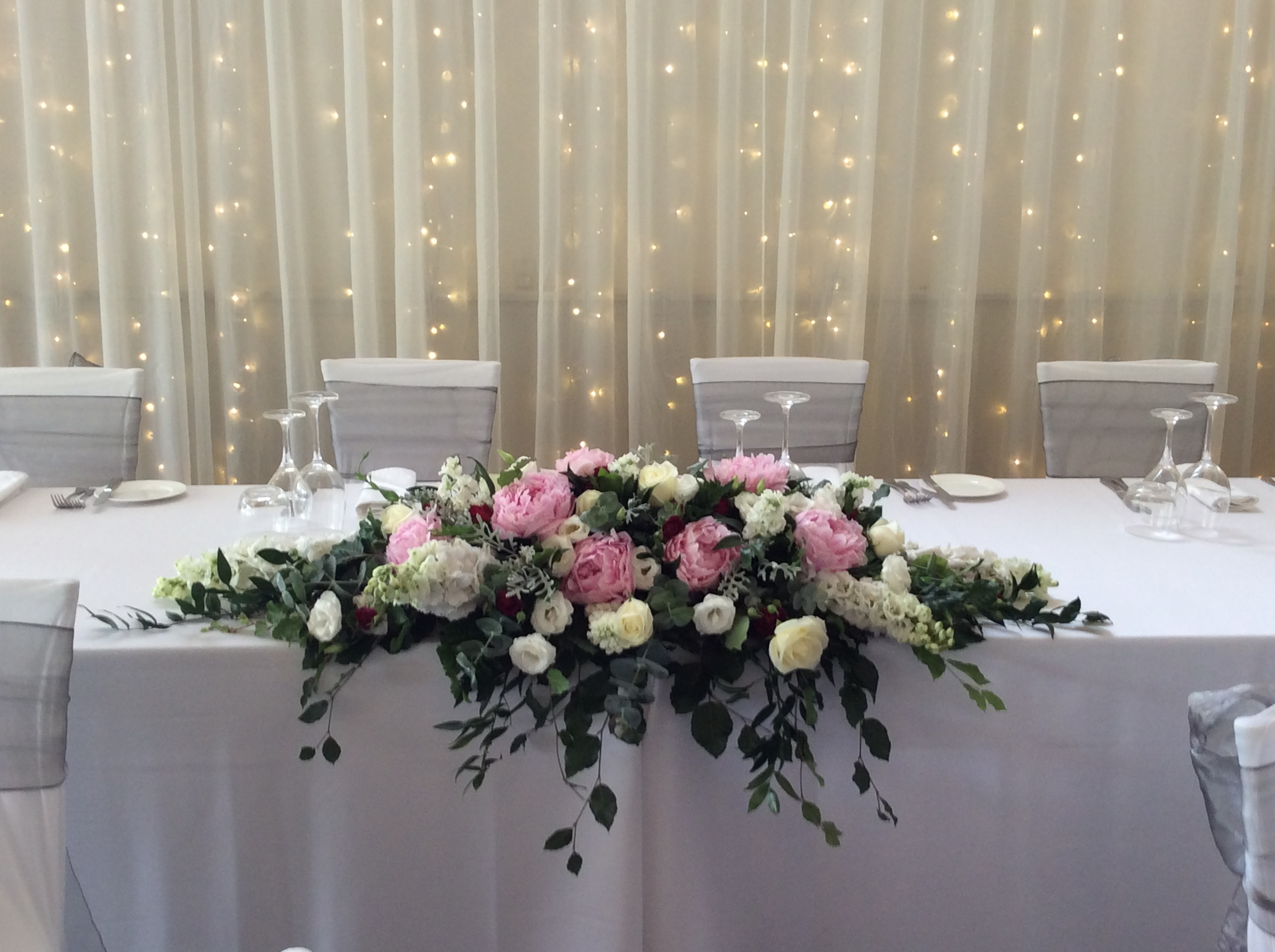 Wedding bridal table arrangement flower wholesalers for Table arrangements